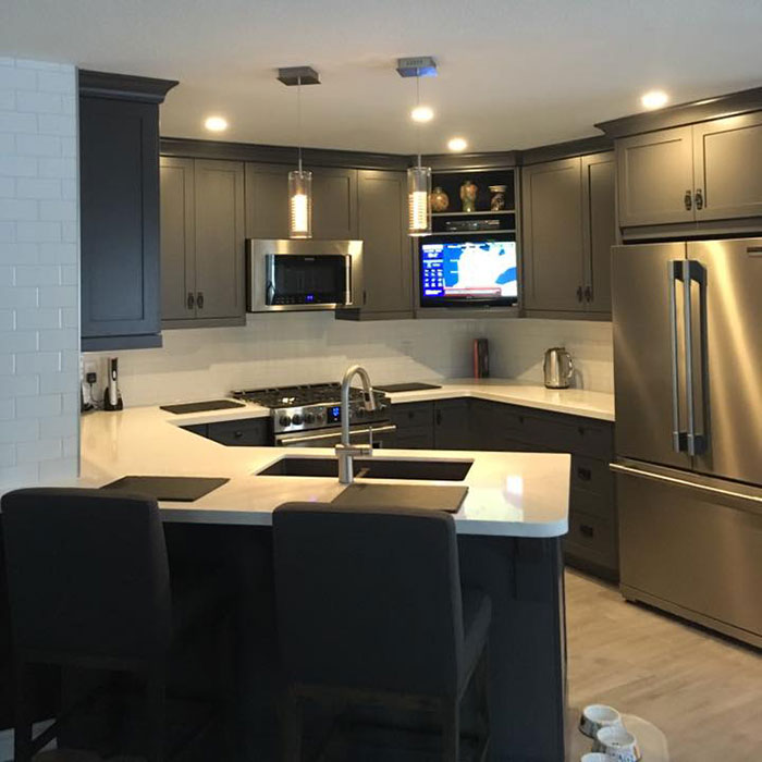 Kitchen Remodelling in Barrie