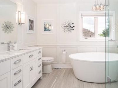 Bathroom Design Services in Barrie