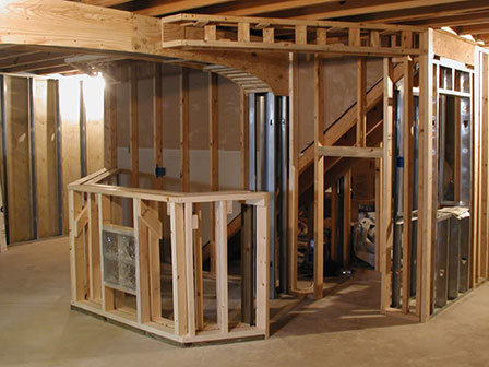 Framing Services in Barrie