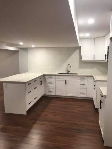 Kitchen Designs for Basement Apartments